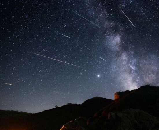Життя Наближається пік Персеїд: як спостерігати за метеорами астрономія космос