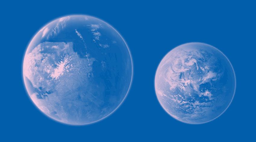 Потенційно населених розумними істотами планет виявилося значно менше, ніж ми сподівалися