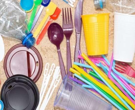 Життя В Індії заборонили виробництво й використання маркованих одноразових пластикових виробів екологія індія пластик