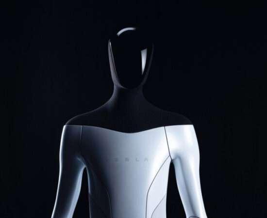 Технології Маск анонсував людиноподібного робота Tesla Bot ілон маск новина роботи