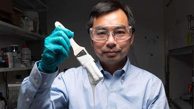 Вчені винайшли найбілішу фарбу на планеті, завдяки їй можна буде відмовитися від кондиціонерів