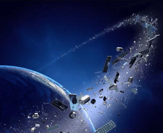 Технології Співзасновник Apple Стів Возняк створив компанію, що прибиратиме космічне сміття безпека космос новина сміття