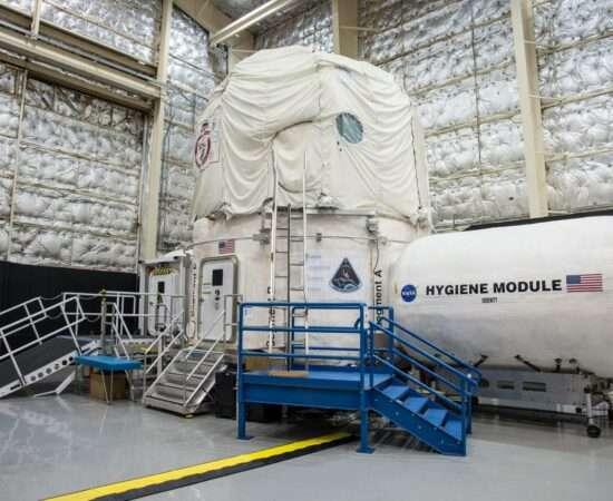 Технології Четверо добровольців 45 днів житимуть в симуляції польоту на Фобос, один із супутників Марса nasa космос марс новина
