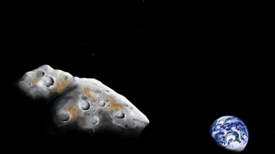 Вчені виявили два астероїди, що мають більше заліза, ніж на всій Землі