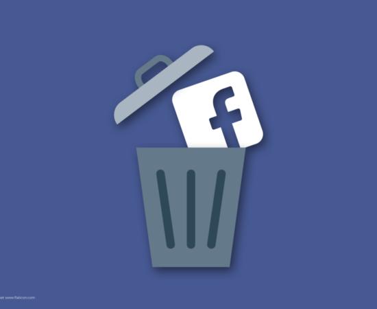 Інтернет Як видалити свій акаунт у Facebook? facebook поради соцмережі стаття